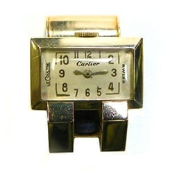 Cartier Le Coultre Watch Pin