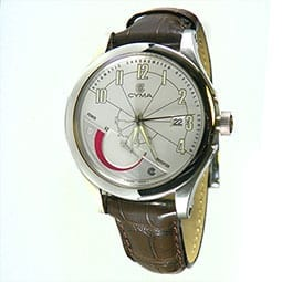 Stainless Cyma Automatic