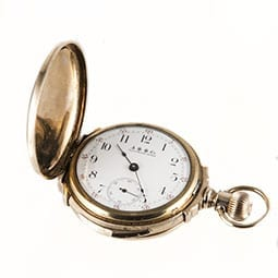 American-Waltham-Watch-Pocket-Watch