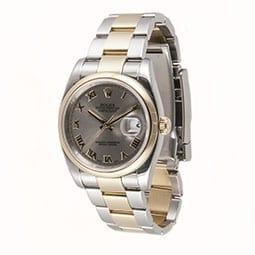 Rolex-Datejust-Smooth-Bezel