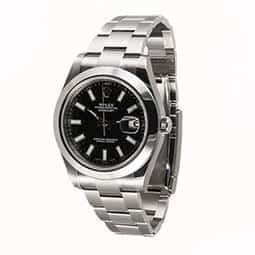 Rolex-Stainless-Datejust