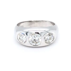 Diamond Estate Ring #1718