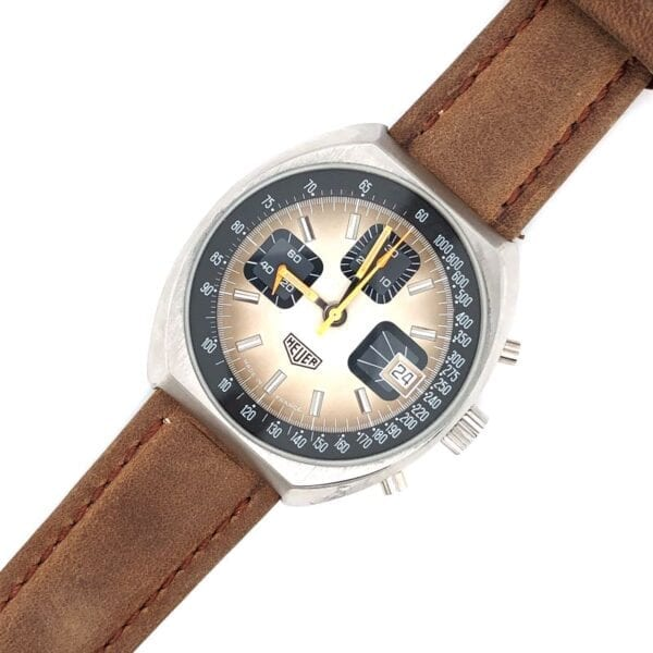 Vintage Heuer Chronograph #1614 Made in France